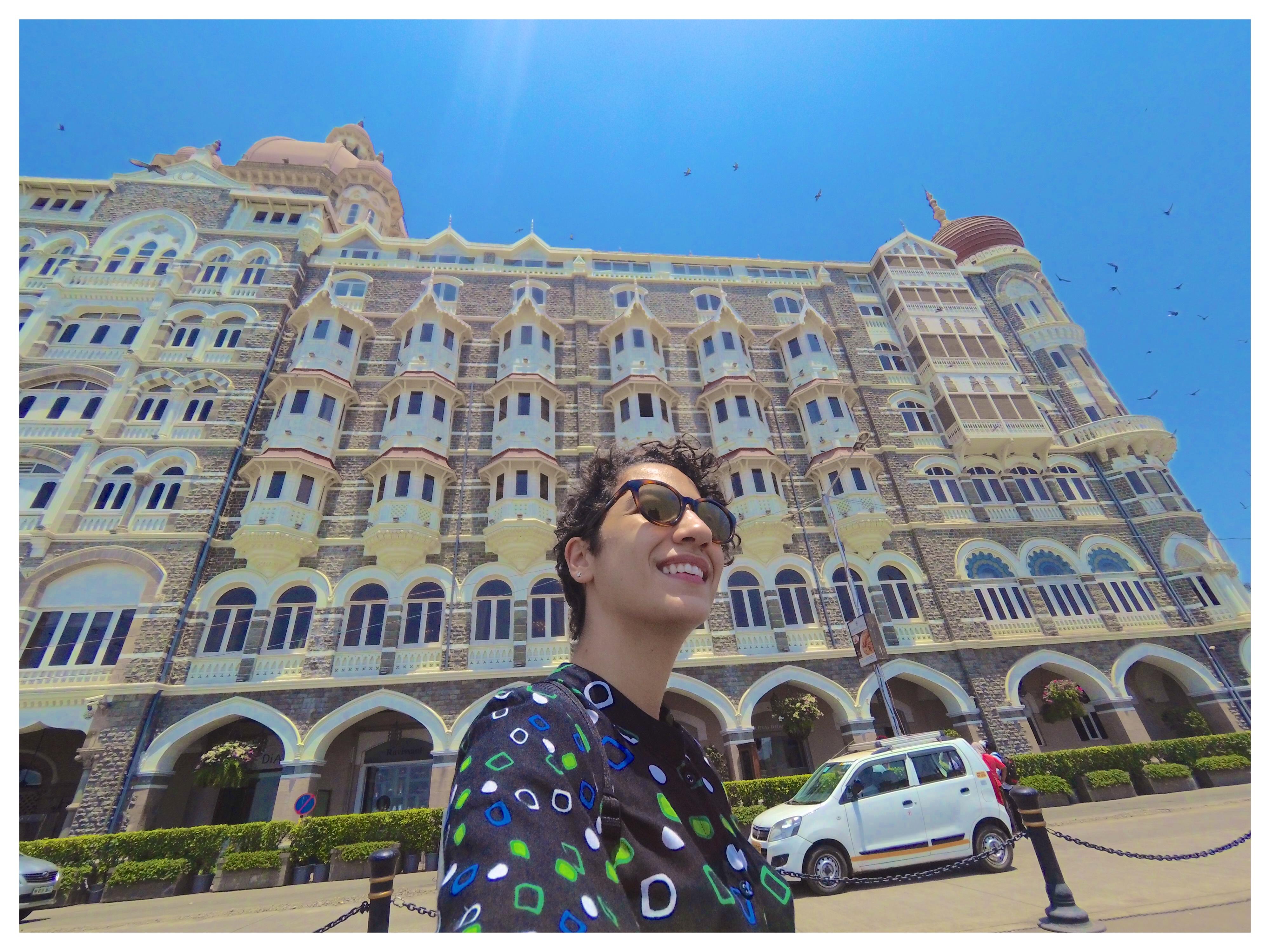 Sobre o meu sonho de viajar para a Índia