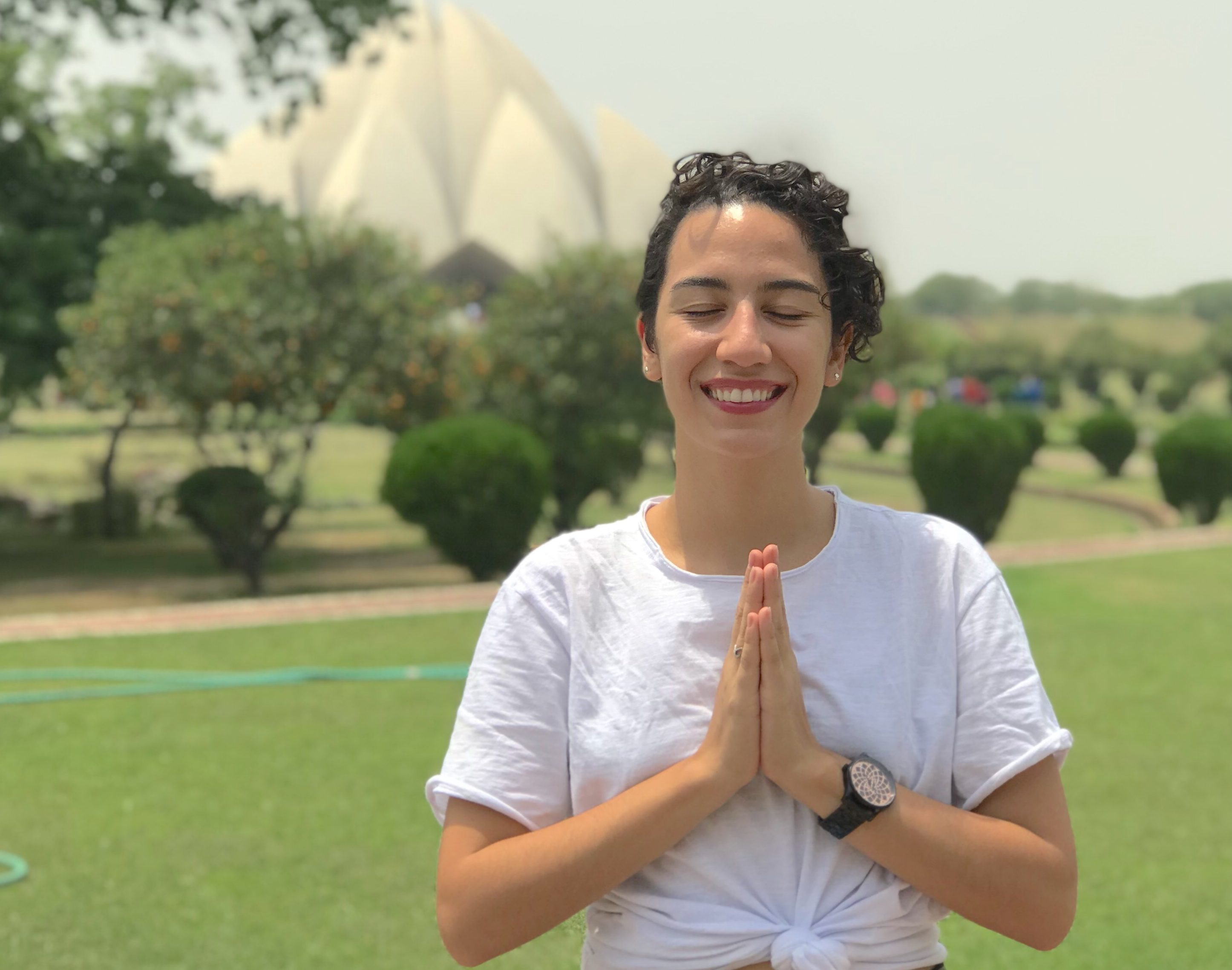 The spiritual choice of being a solo female backpacker